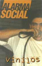 ALARMA SOCIAL. VINILOS