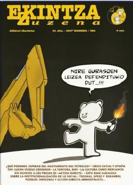 Ekintza Zuzena 34 portada