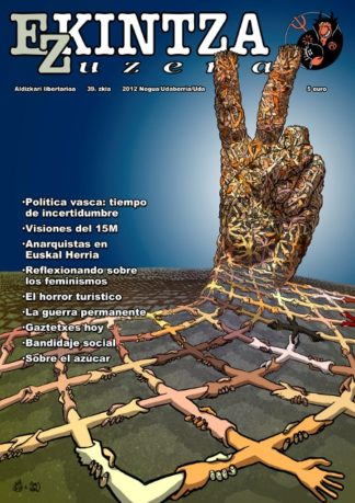 Ekintza Zuzena 39 portada