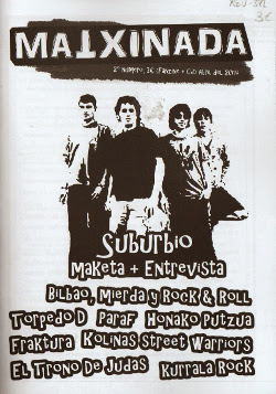 MATXINADA #2 (fanzine+CD)