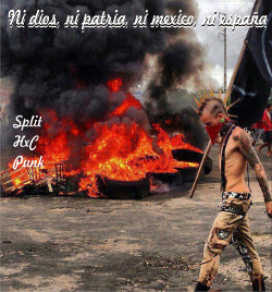 NI DIOS, NI PATRIA, NI MEXICO, NI ESPAÑA