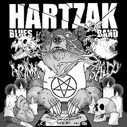 HARTZAK BLUES BAND / ARIMA SALDU