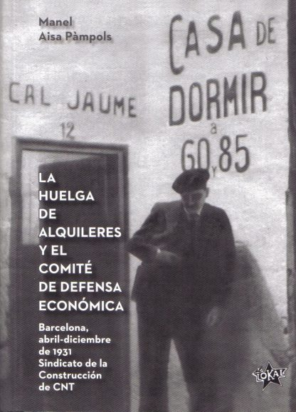 La huelga de alquileres, barcelona 1931