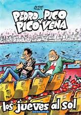 Pedro Pico y Pico Vena: Los Jueves al sol
