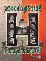 ¡recordad la huelga de hambre!